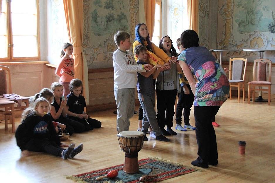 Vyprávíme příběhy_příměstský tábor v zámku Žďár nad Sázavou_říjen 2019_Odysseus 1